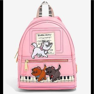 Loungefly Disney The Aristocats Piano Backpack